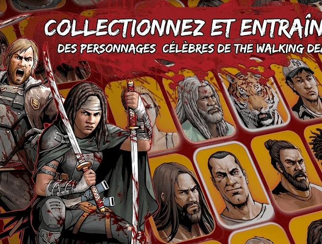 Jouez à  The Walking Dead: Road to Survival sur PC 19