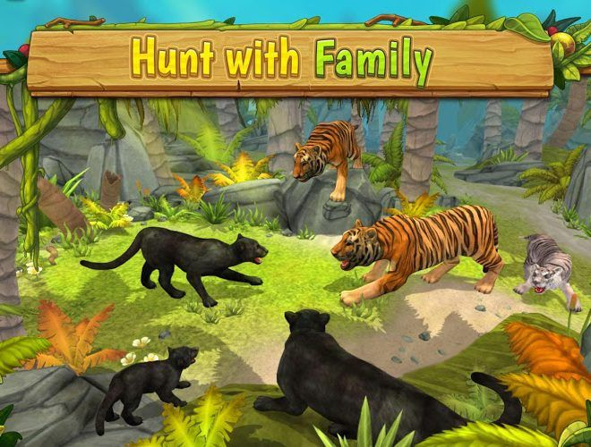 Play Panther Family Sim on PC 3