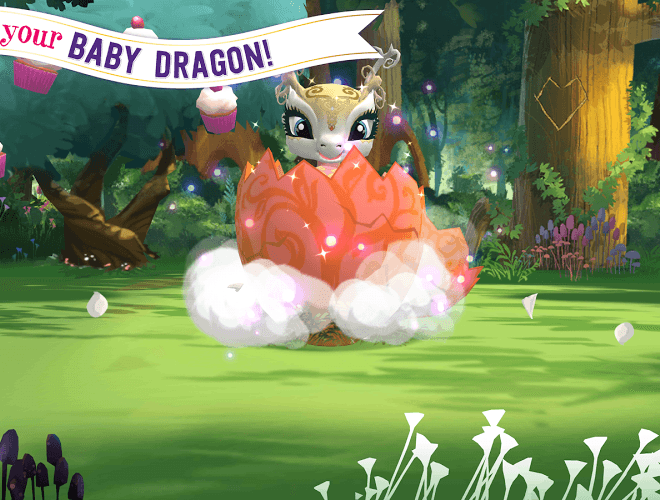 Play Ever After High™: Baby Dragons on pc 4