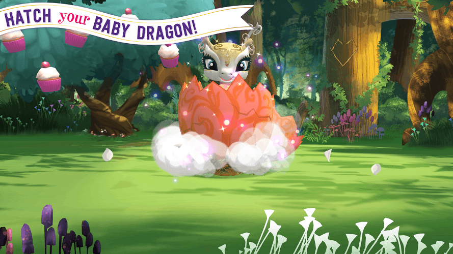 Download Ever After High Baby Dragons On Pc With Bluestacks