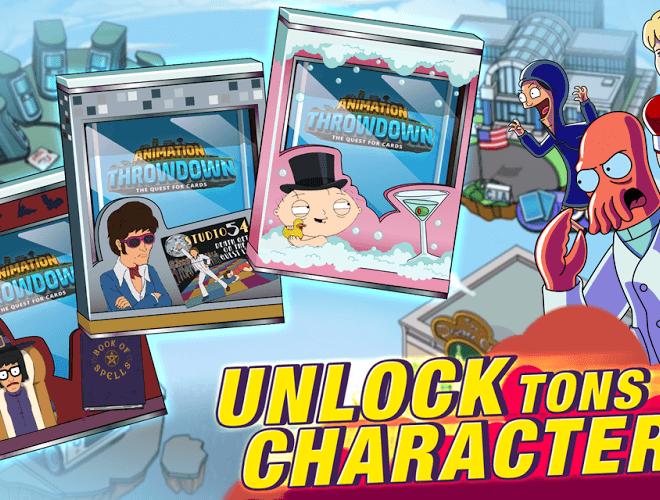 Play Animation Throwdown: TQFC on PC 6
