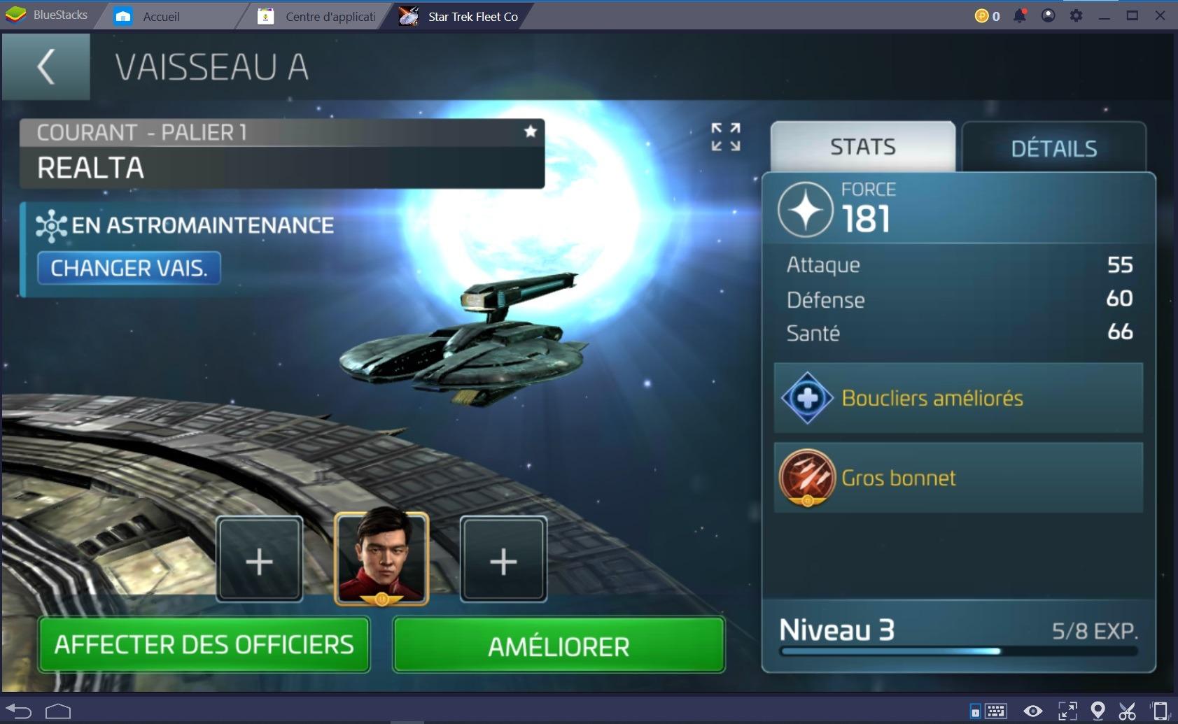 Star Trek Fleet Command : Guide de combat ou comment être un fin stratège au sein de la Galaxie
