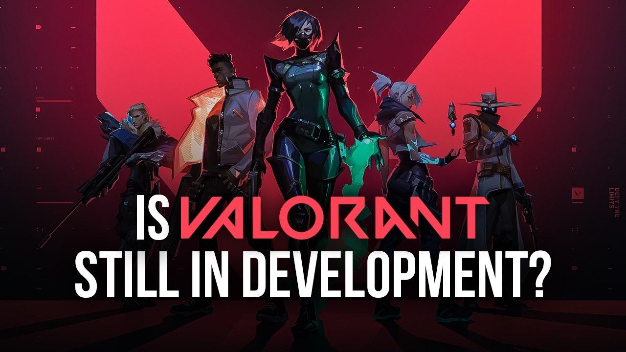 Game bắn súng Valorant mobile đang được phát triển, rò rỉ ảnh screenshot
