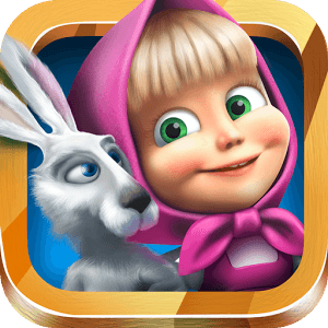 Играй Masha and the Bear На ПК 1