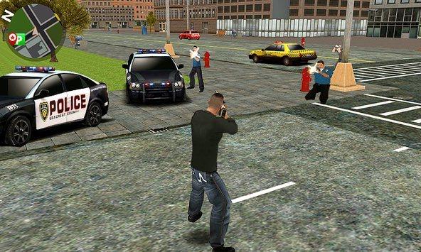 Play Vegas crime city on PC 6