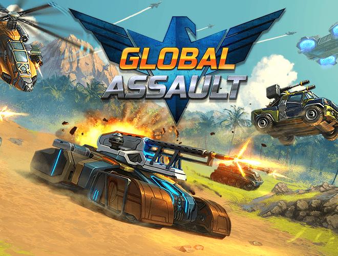 Играй Global Assault На ПК 7