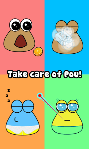 Play Pou on PC 3