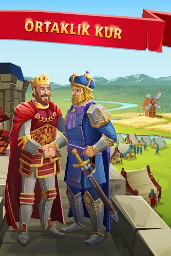 Empire Four Kingdoms İndirin ve PC'de Oynayın 4
