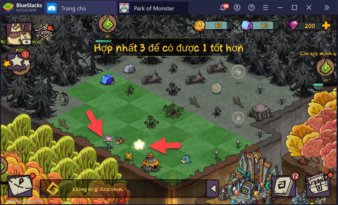 Dạo chơi công viên quái vật Park of Monster trên PC