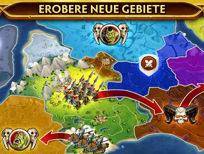 Spiele Warlords of Aternum auf PC 5