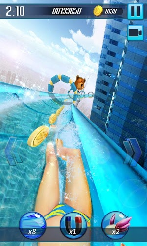 Play Water Slide 3D on PC 4