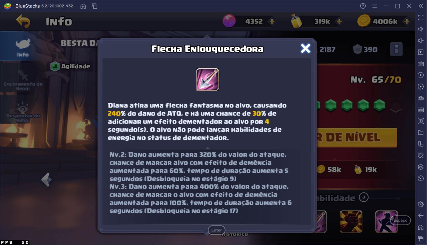 Valor Legends: Eternity – Guia de Heróis