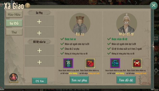 VLTK 1 Mobile: Những lưu ý hữu ích dành cho tân thủ