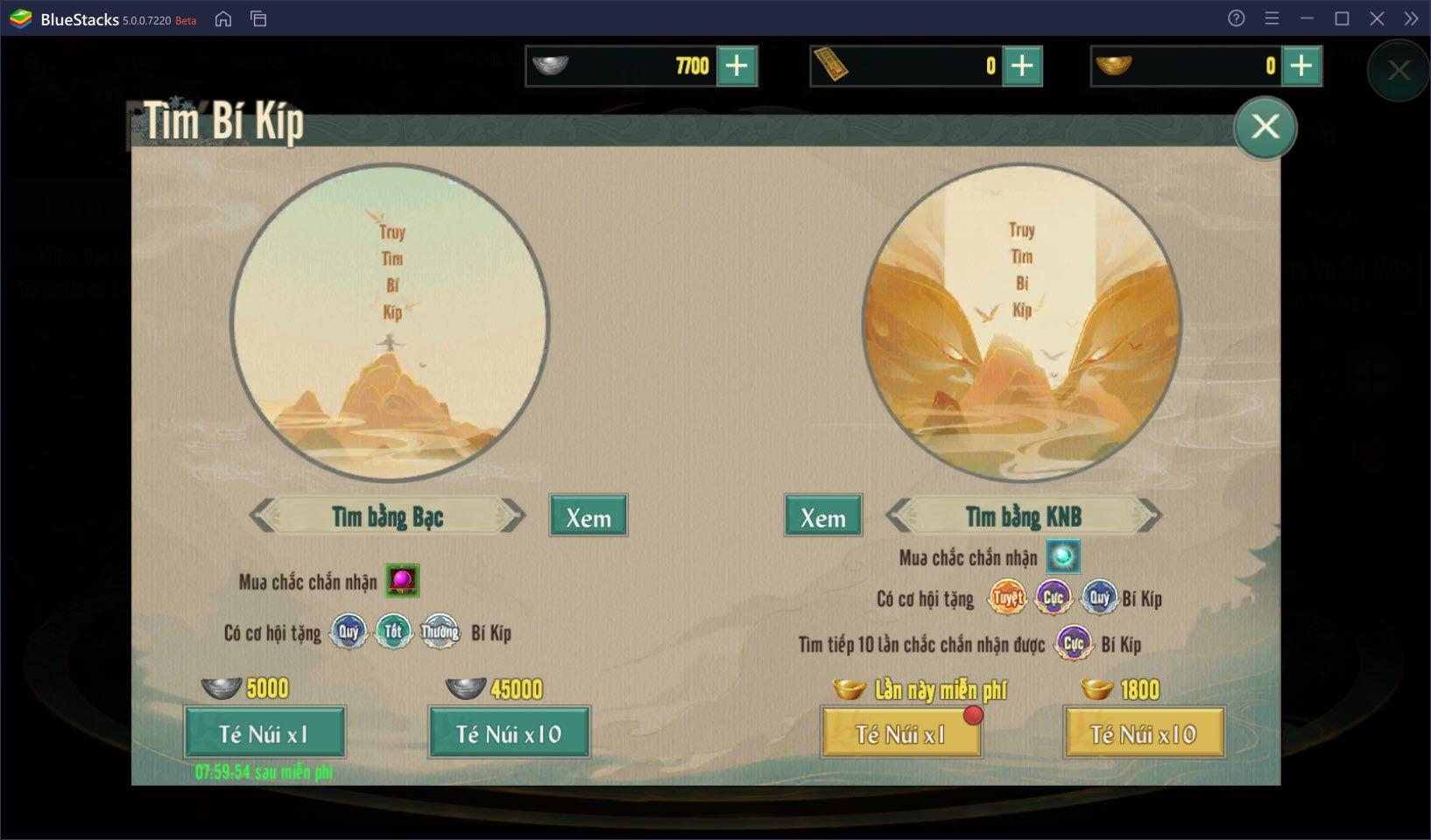 Trải nghiệm Võ Lâm Truyền 1 Mobile trên PC: Tìm lại những cảm xúc Võ Lâm kinh điển