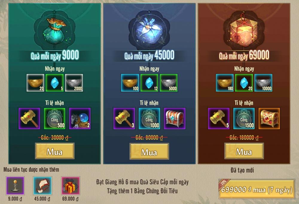 VLTK 1 Mobile hé lộ tính năng mới trong bản cập nhật 11/5