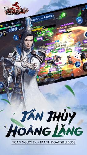 Chơi Võ Lâm Truyền Kỳ Mobile on PC 6