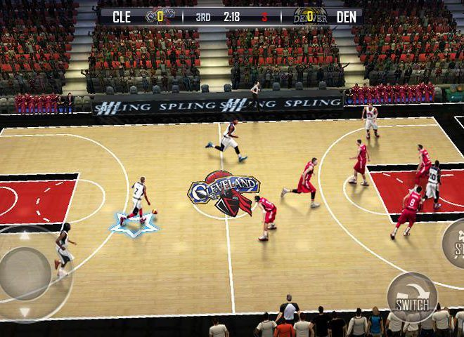 Play Fanatical Basketball on PC 11