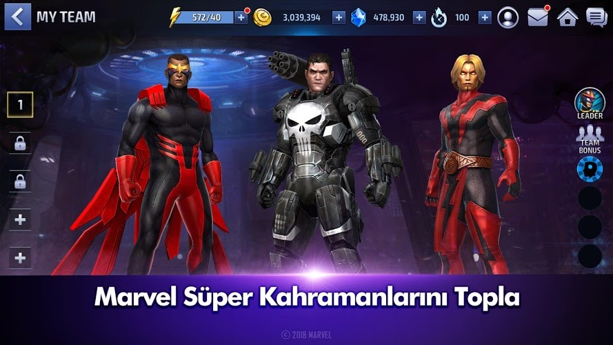 MARVEL Future Fight  İndirin ve PC'de Oynayın 3