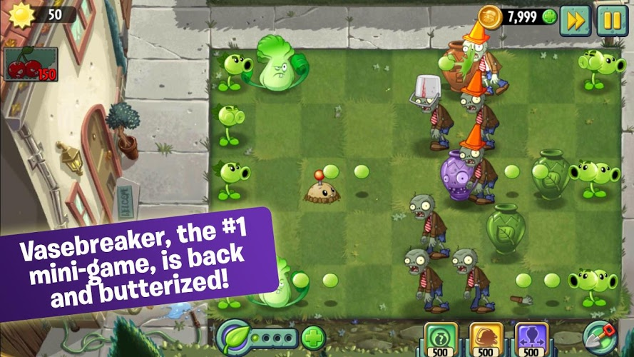 Download Plants vs Zombies 2 on PC with BlueStacks