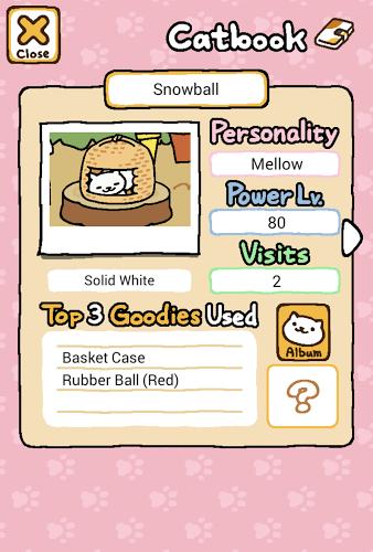 Play Neko Atsume: Kitty Collector on pc 14