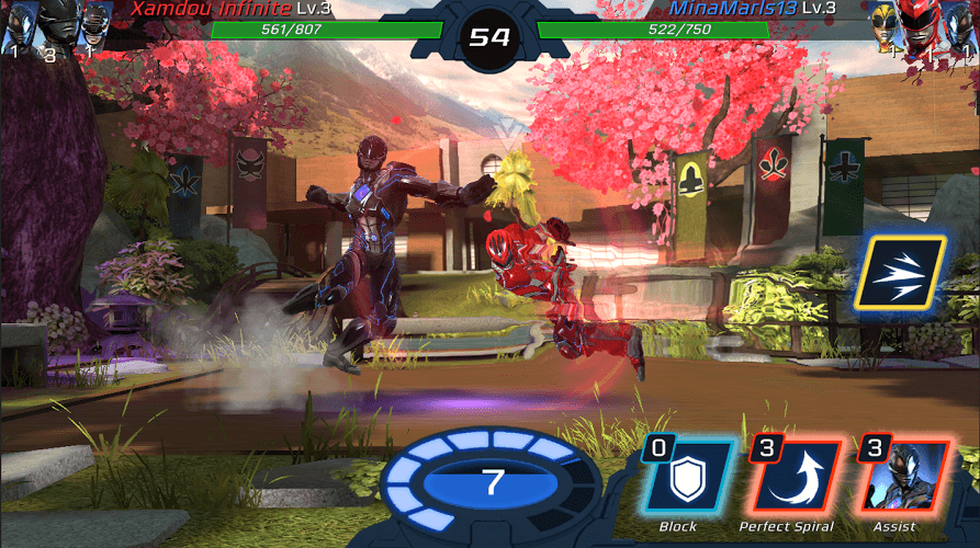 Download Power Rangers Legacy Wars On Pc With Bluestacks