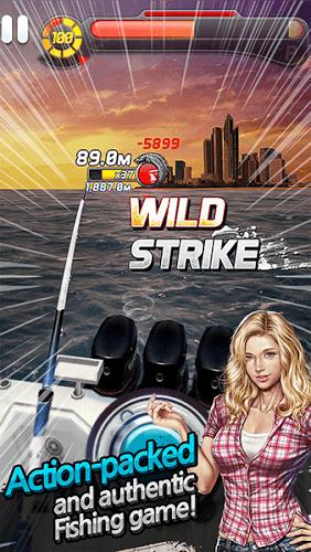 Chơi Ace Fishing: Wild Catch on pc 10