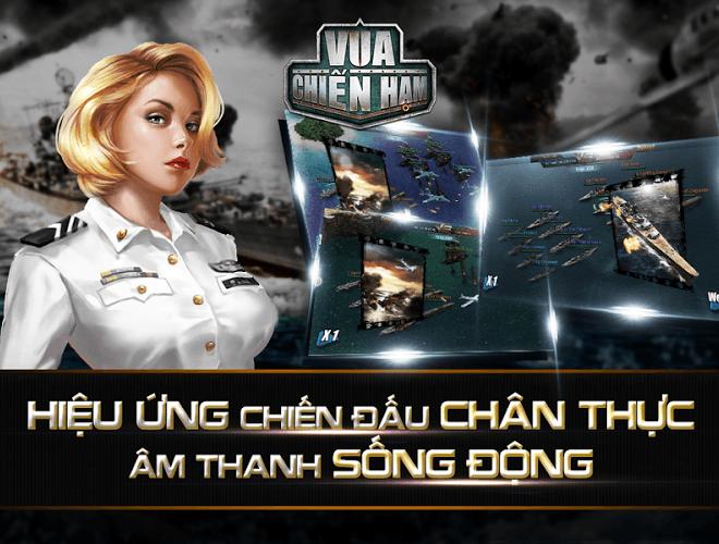 Chơi Vua Chien ham on PC 11
