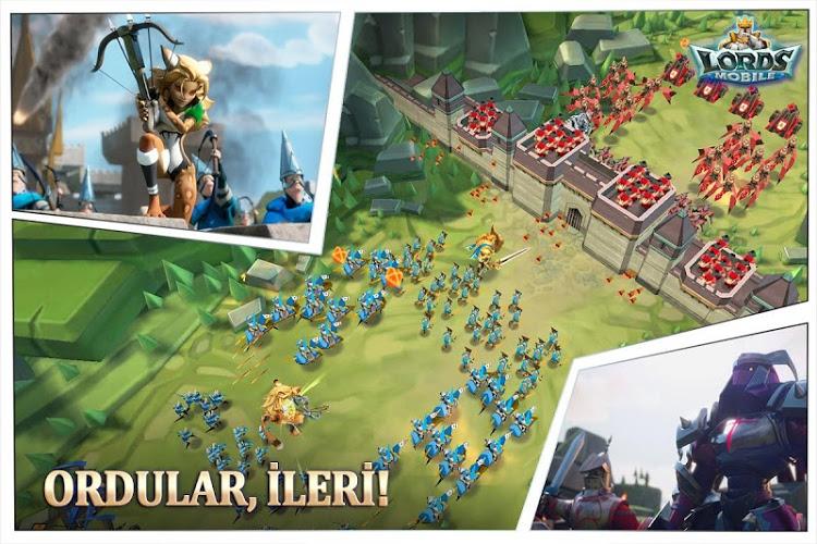 Lords Mobile İndirin ve PC'de Oynayın 4
