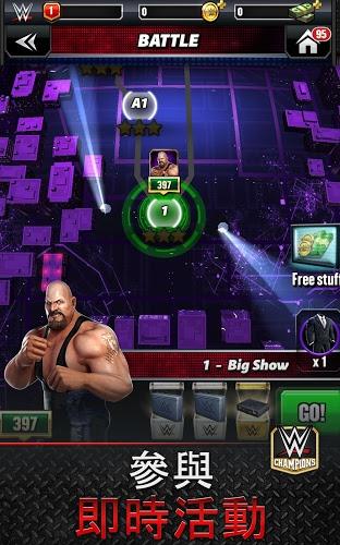 暢玩 WWE Champions Free Puzzle RPG PC版 15