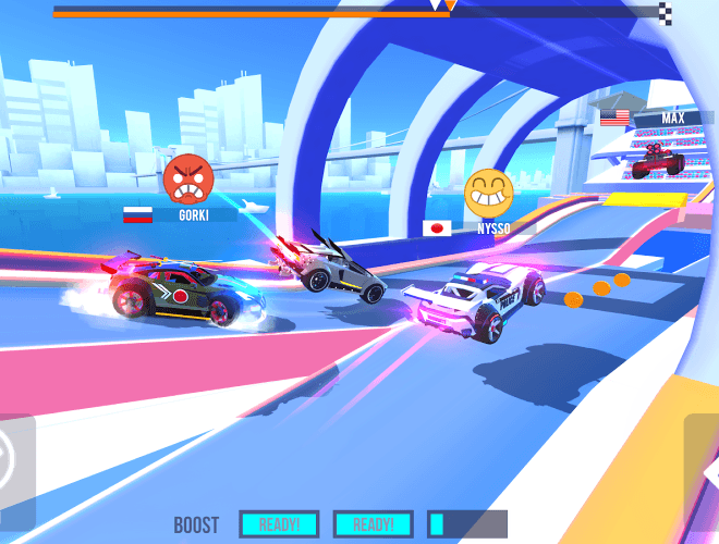 Play SUP Multiplayer Racing on PC 9