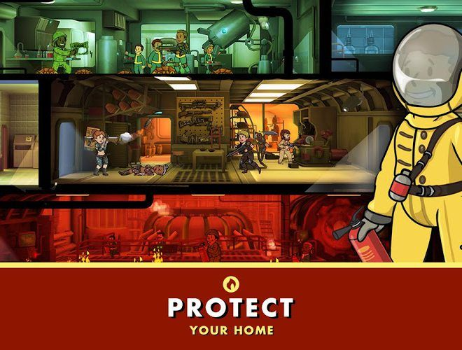 เล่น Fallout Shelter on pc 13