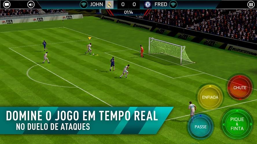 Jogo de futebol para jogar online