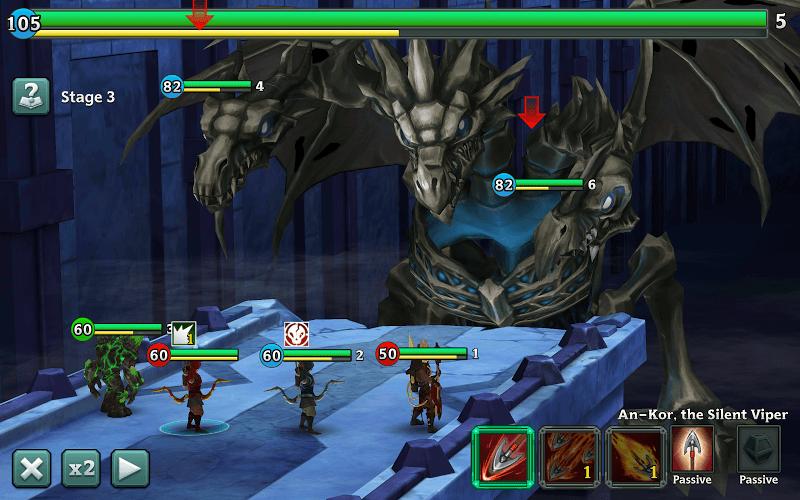 Jouez à  Alliance: Heroes of the Spire sur PC 7