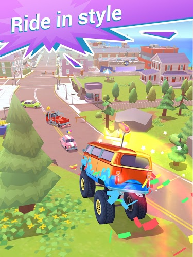 Play Crash Club: Drive & Smash City on PC 13