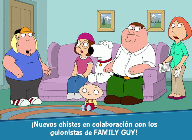 Juega Family Guy: The Quest for Stuff on pc 2