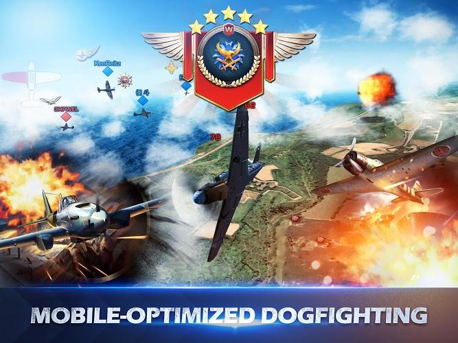 Chơi War Wings on PC 11