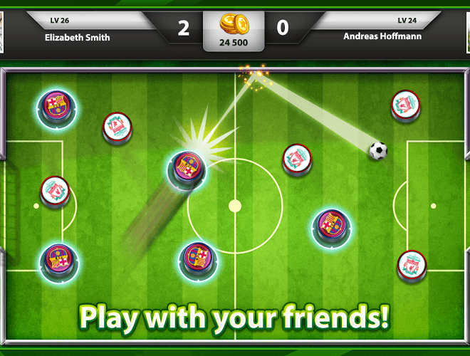 Play Soccer Stars on PC 2