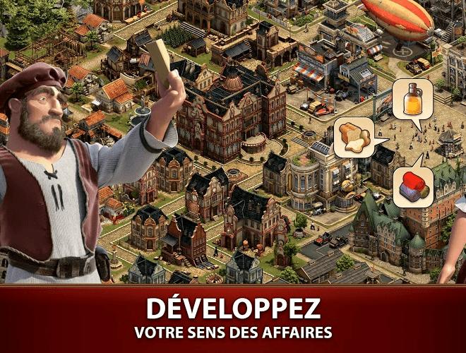 Jouez à  Forge of Empires sur PC 6