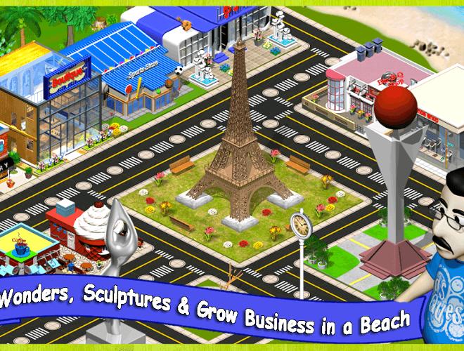 เล่น Dream City pc on PC 13