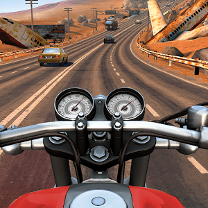 Play Moto Rider GO: Highway Traffic on PC 1