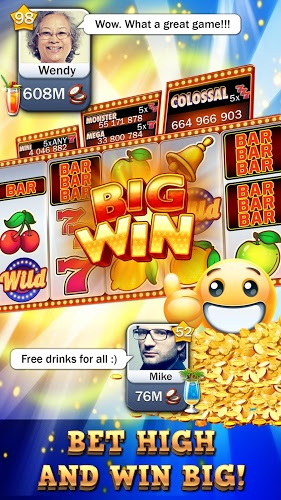 Play Slots™ Huuuge Casino on PC 4