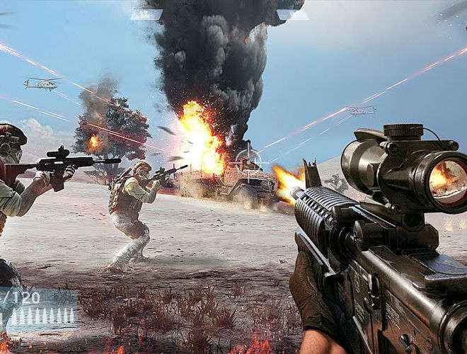 Играй Invasion: Modern Empire На ПК 2