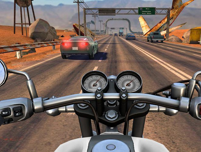 Play Moto Rider GO: Highway Traffic on PC 19