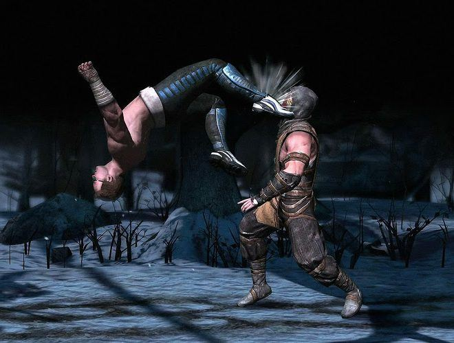 Spustit Mortal Kombat X on PC 8
