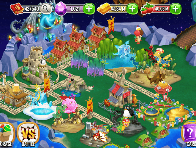 Jogue Dragon City para PC 20