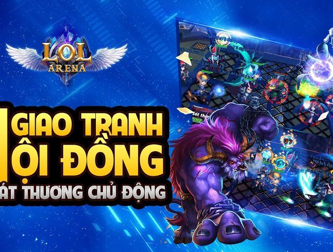 Chơi LoL Arena on PC 20