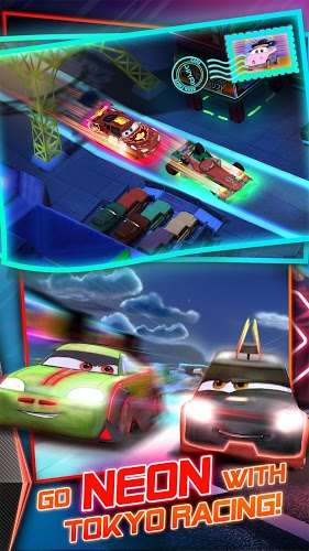 Spustit Cars: Fast as Lightning on PC 3
