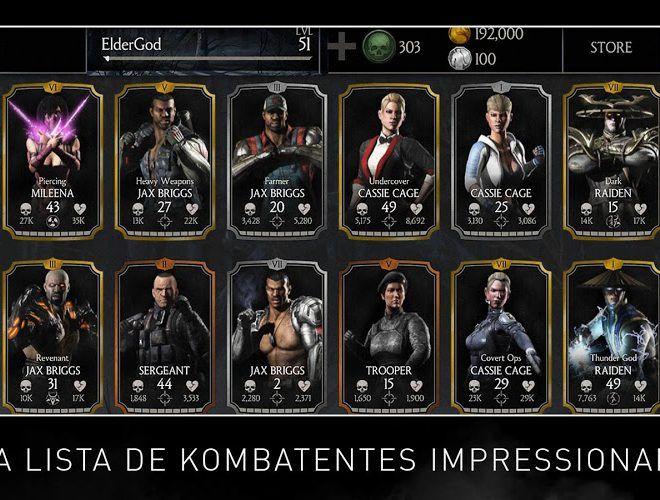 Jogue Mortal Kombat X on pc 7