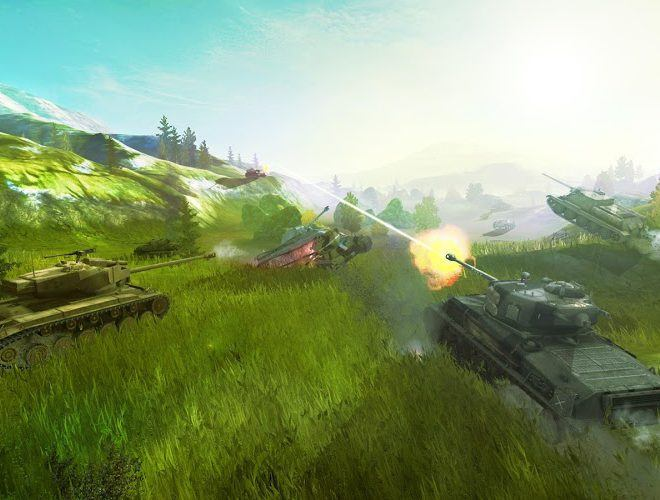 Play World Of Tanks Blitz on PC 8
