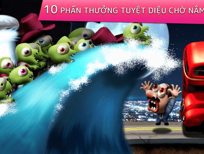 Chơi Zombie Tsunami on PC 4